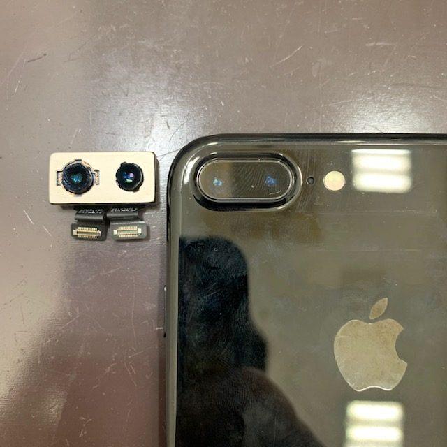 微細なブレでピントが合わないカメラ交換修理|iPhone7+《11/12ゆめタウン佐賀店オープン!!》