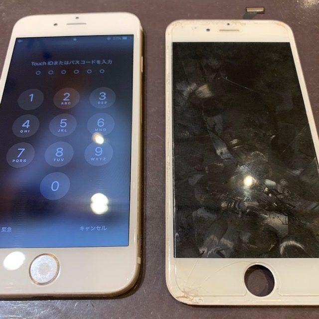 【 iPhone 6s 】鳥栖市より画面交換にお越しいただきました!