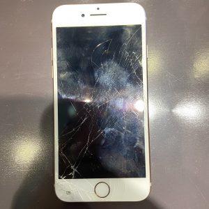 iPhone8の画面交換前