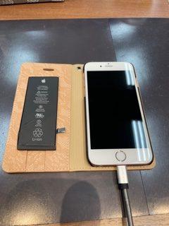【iPhone6s】そろそろ交換しようかな?〈佐賀市よりご来店〉