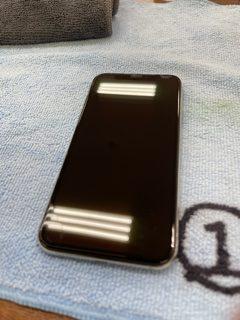 【iPhoneX】ガラスコーティングで画面強化!〈佐賀市よりご来店〉