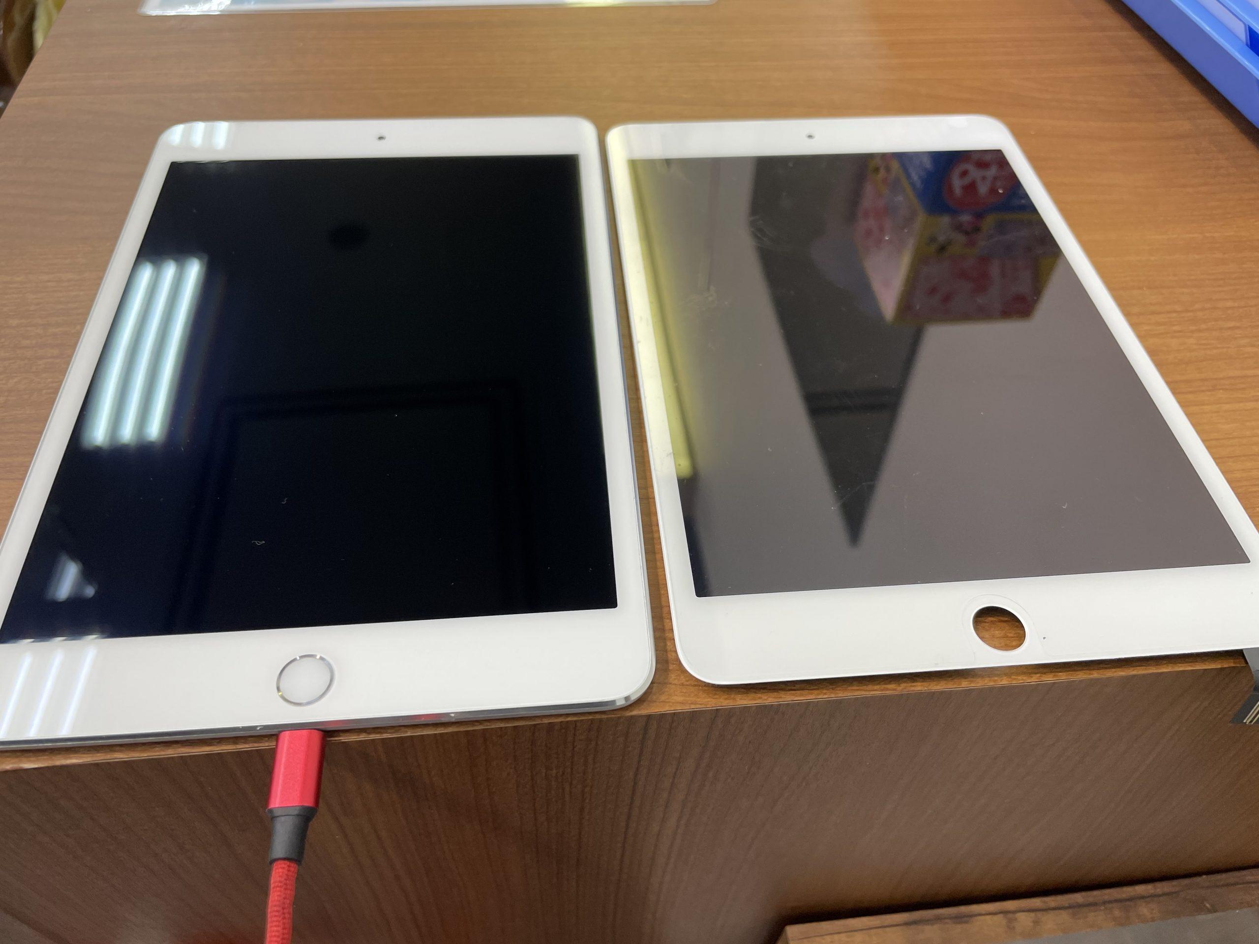 iPadの画面交換随時受付中‼️【iPad mini4 小城市よりご来店】