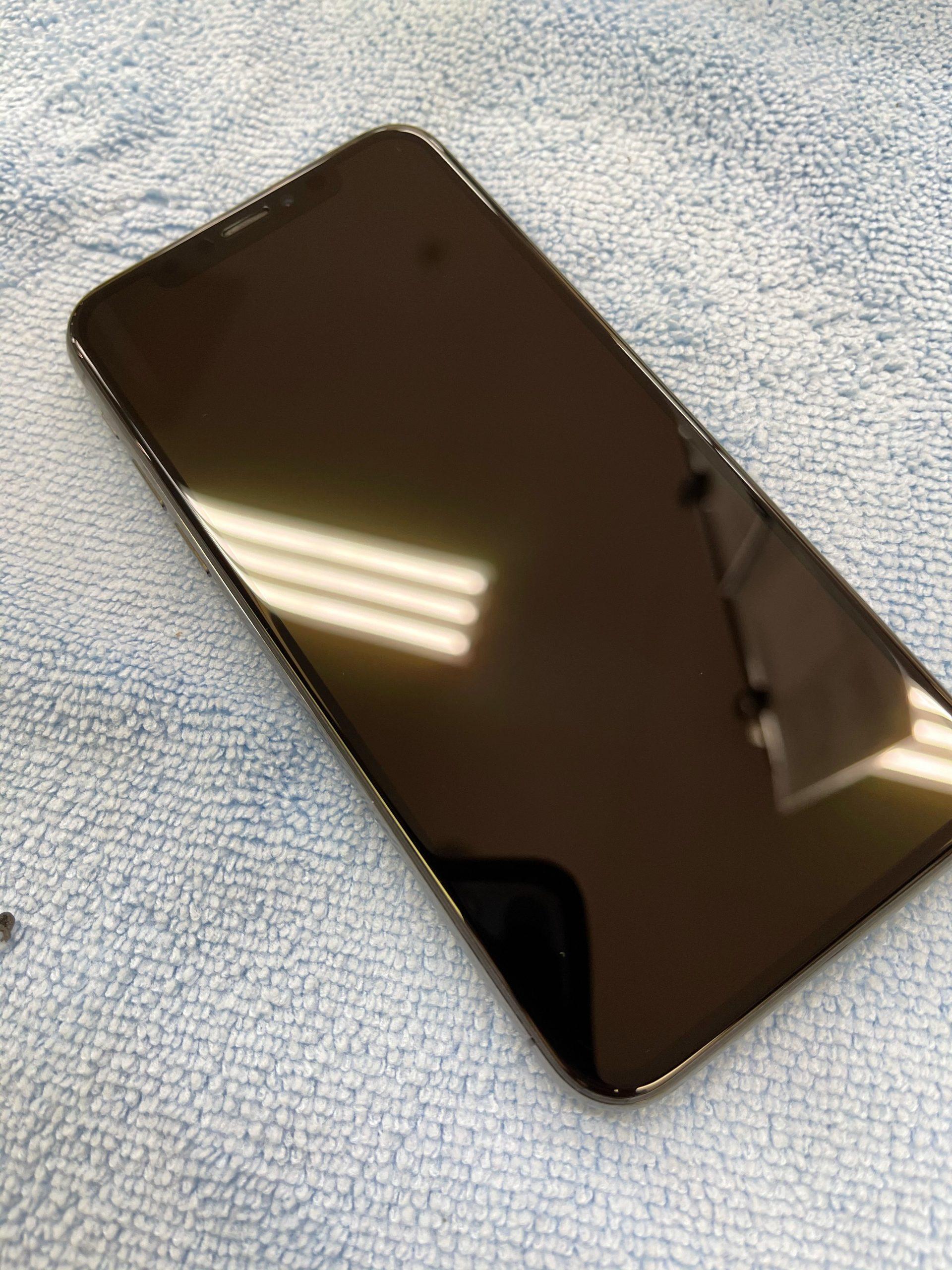 【iPhone8】画面強化したい。〈佐賀市よりご来店〉