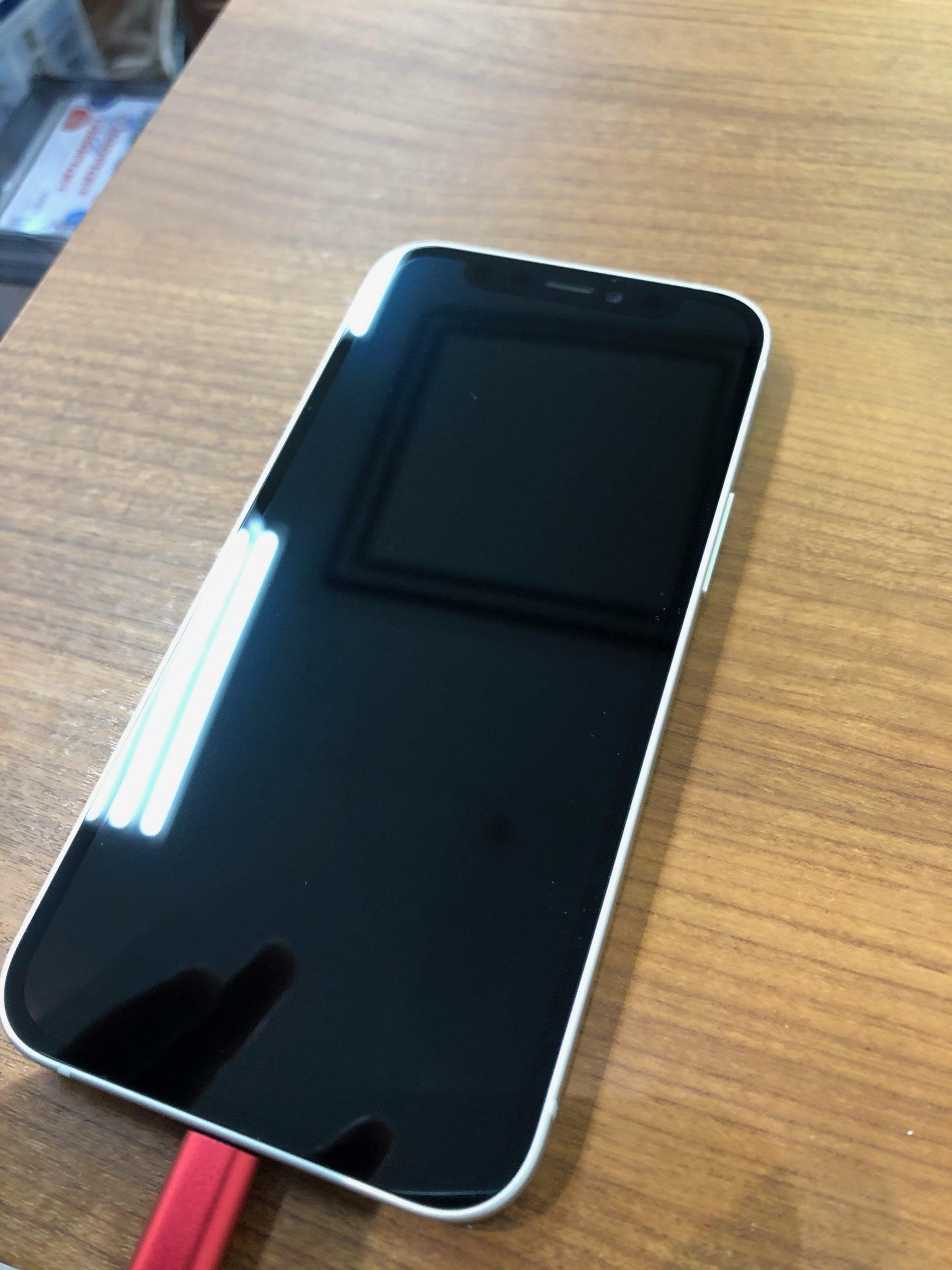【iPhone12mini】ガラスコーティングしたい。〈佐賀市よりご来店〉