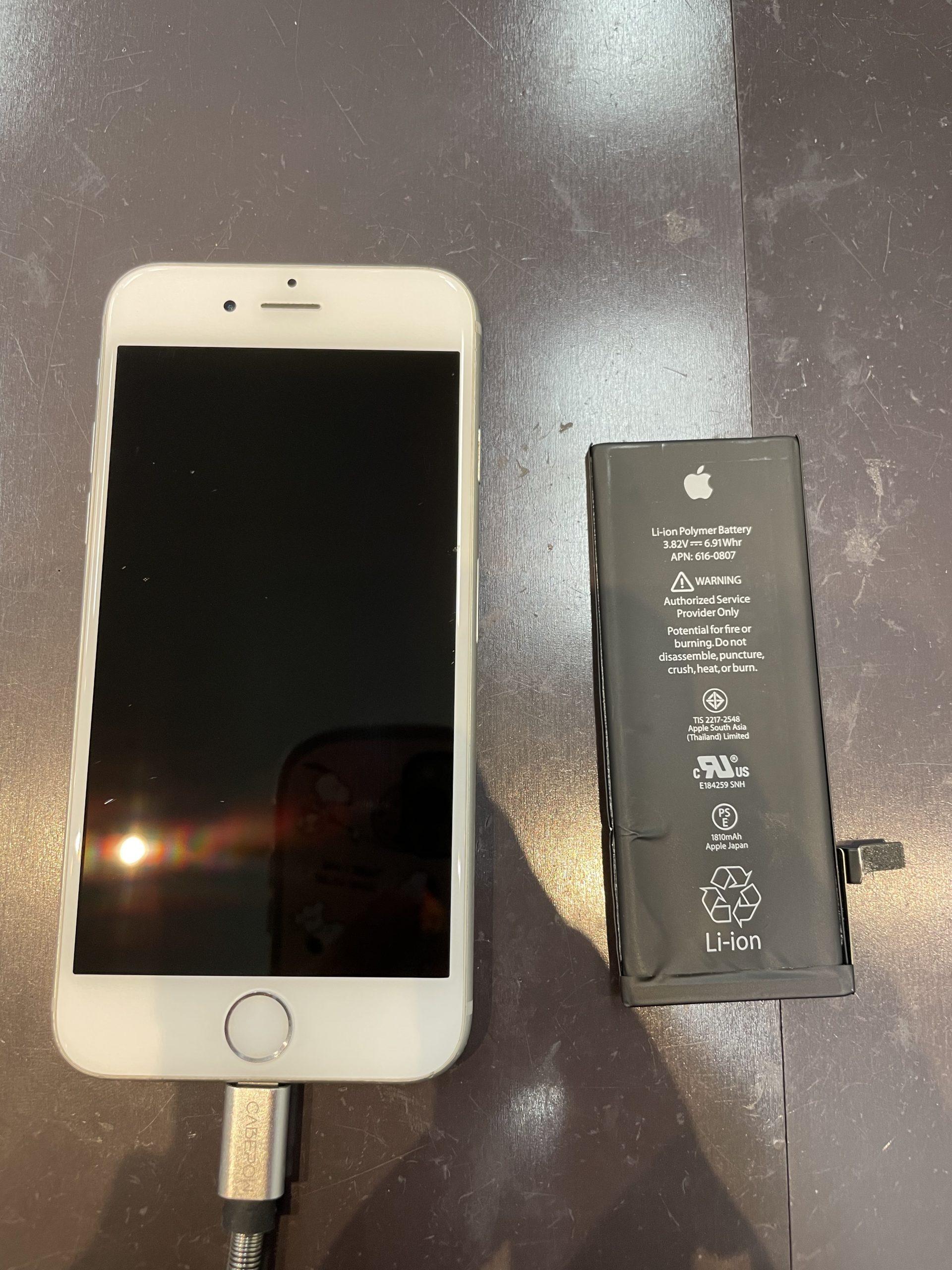 iPhone6でもまだまだ使えます‼️【iPhone6|佐賀市よりご来店】