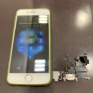 iPhone6|充電できなくなりました|アイフォン修理佐賀市