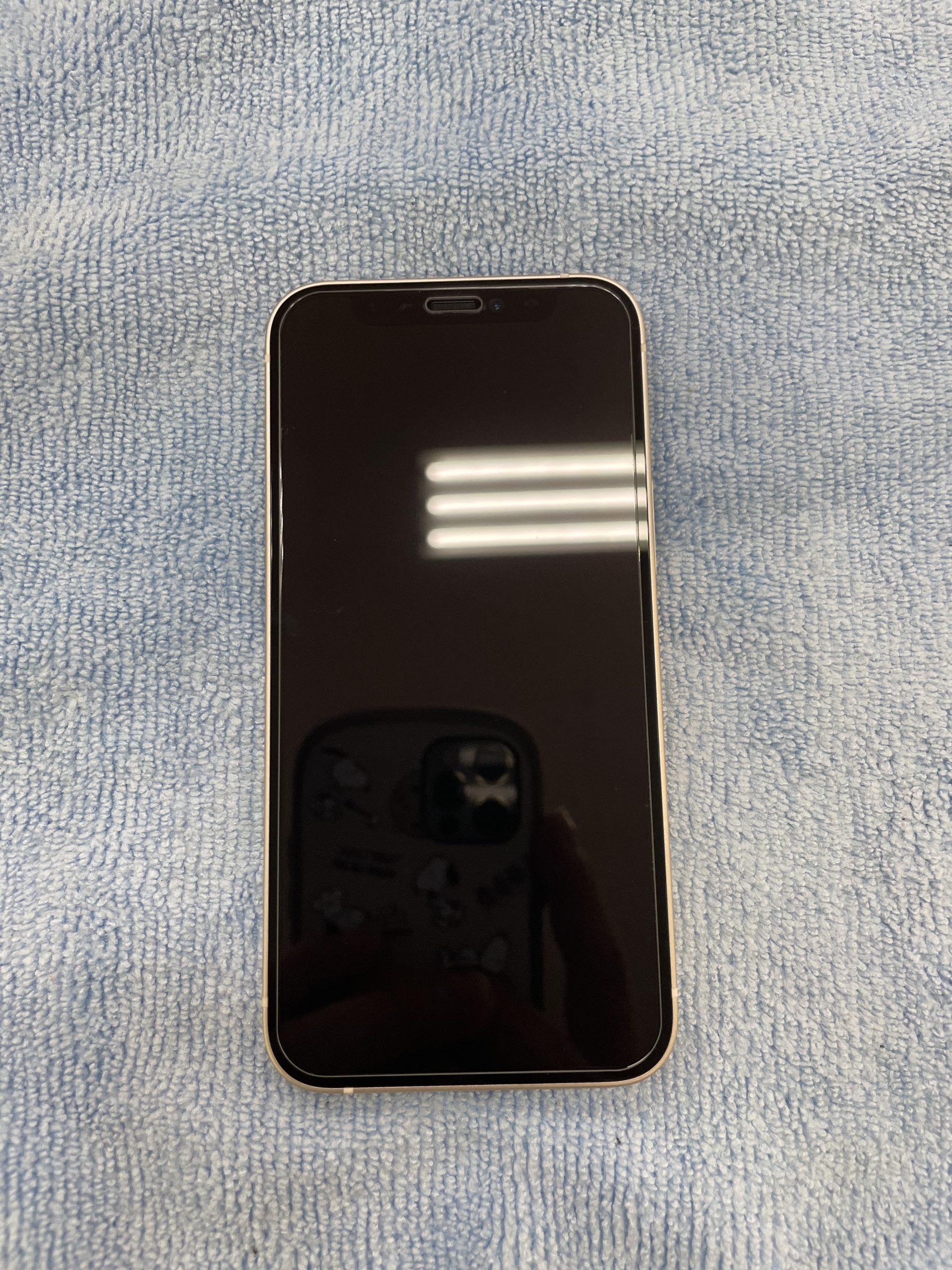 ガラスコーティン大好評です‼️【iPhone12Mini|ガラスコーティング佐賀】